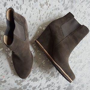 Splendid Spl-Tara Leather Bootie Sz10 M